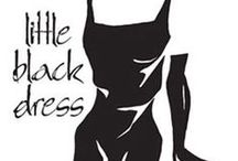 FASHIONS - THE LITTLE BLACK DRESS / I'm searching for the Perfect Little Black Dress. It's a dress for a classy casual occasion or a special event.  / by Omni Productions Inc