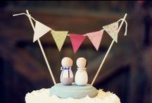 Cake Toppers / by Tul y Flores .