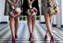Bridesmaid Style / by Tul y Flores .