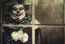 Clown-n-Round / Clowns / by ** FuNkyTX'n**