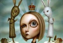 Artistically Sweet / Images of art that warm the cockles of my heart.  Quaint.  Cute.  Adorable.   / by ** FuNkyTX'n**