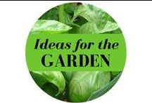 Ideas for the Garden / Great garden advice as well as ideas to inspire. From container gardening to tilling an acre and turning your yard into a self sustaining garden of Eden you'll get great tips and advice here . / by Lisa Samples