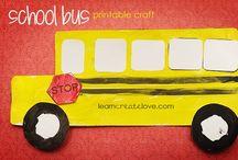 1 Kindergarten Back to School / by Heidi's Recipes