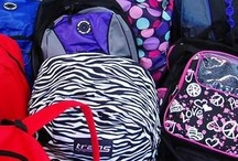 Kids Backpacks  / Cool backpacks for kids - be careful to not overstuff