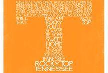 Tennessee! / by Ashley Dalegowski Haggard