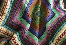 CrochetCrazy to Knit-Wit-Nutz / Crochet and knitting / by ** FuNkyTX'n**