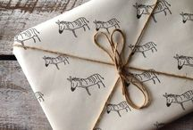 DIY cards & wrapping / by Zoe Riggs