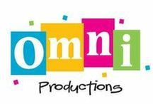 WEDDINGS /  Omni Productions Inc can help you create your dream wedding and make all your dreams come true.  Designed by Vicki Bannister and Stella Curvelo.