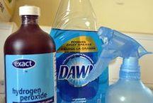 Clean Freak / Cleaning tips / by ** FuNkyTX'n**