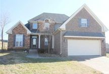 HUD HOMES around Nashville / HUD Home Inventory around Nashville and Franklin TN area.  These homes usually move quick so they may be subject to a contract and a prior sale. $100 down payment can buy many of these with qualified FHA and Owner Occupant.