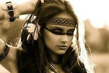 Amerindian inspiration