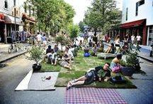 - public space -