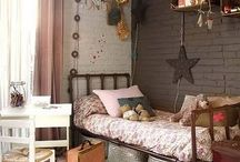 Home: Girls Sleep Here / by Becca Berger   from Gardners 2 Bergers