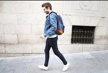 Fashion, Men - Casual / by ON ANY GIVEN MONDAY