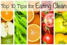 FOOD - CLEAN EATING PLAN / FOOD - CLEAN EATING PLAN