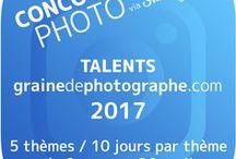 Actualité Grainedephotographe.com / Les cours photo de grainedephotographe.com.  Toutes les infos mises à jour régulièrement sur grainedephotographe.com