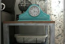 DIY Decor Projects / by Becca Berger   from Gardners 2 Bergers