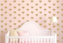 baby girl's room<3 / by Zoe Riggs