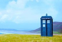 Doctor Who / A lifelong obsession. Thank you BBC. / by Jennifer King