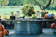Outdoor Living / by Aimme Knight