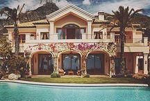 dream home. / by Cecily Caskie