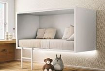 Nursery and Playroom Inspiration / Build your baby's dream house.