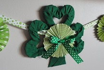 Misc. Holidays + Festivities. / Saint Patrick's Day, Easter, + the Fourth of July.