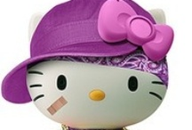 Hello Kitty Obsession / by Janelle Woods