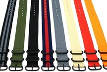 Pebble Military Watch Bands