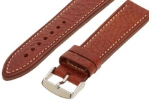Pebble Leather Watch Bands