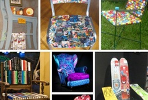 Reuse, upcycle, recycle / by Teresa Mitchell