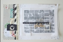 Paper + Layouts / by Michelle Zbrzezny Brownschidle