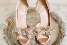 Bridal Shoes / Bridal Shoes Board Inspired By- New Trends, Lacy Love, Touch of Sparkle, Something Blue, Beautiful Bows, Cute Kitten Heels, Statement Heels, Pointed Class, Comfortable Flats, & More!