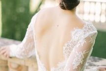 Show Stopping Backs! / Unique Backs Inspired By- Illusion Backs, Drop Backs, Buttons, Lace, Scalloped Edge, Detail, & Touch of Sleek & Elegance!