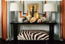 For the home: Decor / Before and after decorating pics, makeovers, decorating on a budget, knock-offs / by Teresa Mitchell