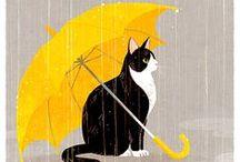 Cat Lady / I love cats.