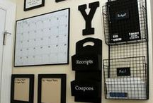 Organising / Ways to organise your home and life with easy to keep organizing tips