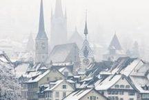Switzerland // / by Lon
