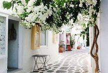 Greece // / by Lon