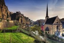 Luxembourg // / by Lon