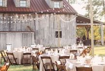 Rustic Weddings / Rustic Weddings Inspired by- Blush Colors, Burlap, Lace, Antique, Shabby Chic DIY, Barn, Country Chic, Spring Weddings, Outside Ceremony and Reception, Romantic, Southern