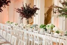 Modern Elegant Weddings / Modern Elegant Weddings Inspired By- Modern Touch To Classic Traditions, Elegant Floral Accents, Black & White, Speechless Class, Black Tie Events, Gold, Sparkle, Grand Venues, Subtle Kiss of Color