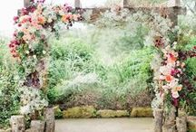 Garden Weddings / Garden Weddings Inspired By- Romantic Lighting, Chandeliers, Pastel Colors, Fairy-Tale, Enchanted Spring Wedding, Dreamy Floral Arrangements, Lovely Tents, Crystal Lighting, Classic Hampton Gardens, Parisian Chic