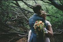 Woodland Weddings / Woodland Weddings Inspired By- Enchanted Venues, Classic Greenery, Simple, Elegant, Lace Gowns, Earthy Tones, Floral Crowns, Natural Elegance, Classic Romance, Natural, Nature, Colorful Flowers Galore