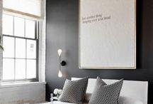 Bedroom Ideas & Inspiration / Decor ideas for a stylish bedroom