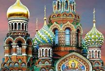 Baltics & Russia // / by Lon