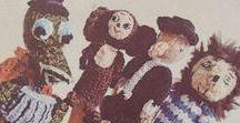 ターニャさんの指人形