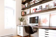 Office Design + Organization.