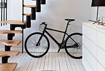Bicycles + Rooms / bikes in rooms