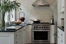 kitchens / I don't cook, but I love kitchens. / by Doug Davis